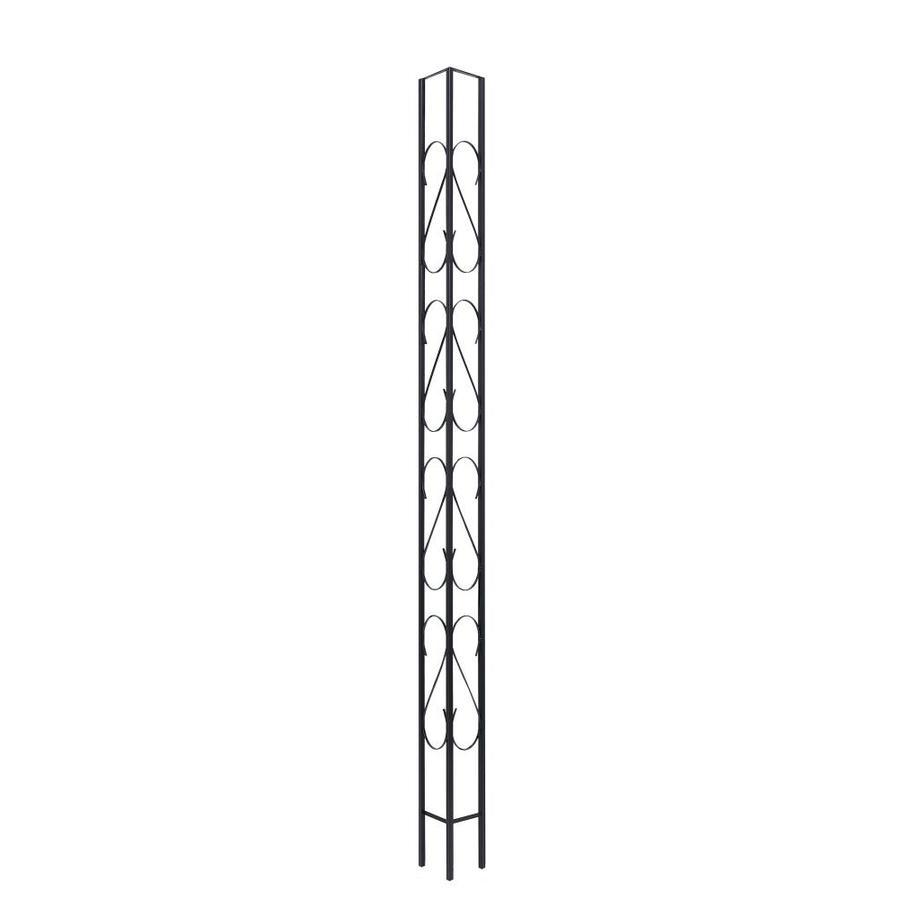 Gilpin Newport 1.25-in x 10-ft Painted Steel Corner Column