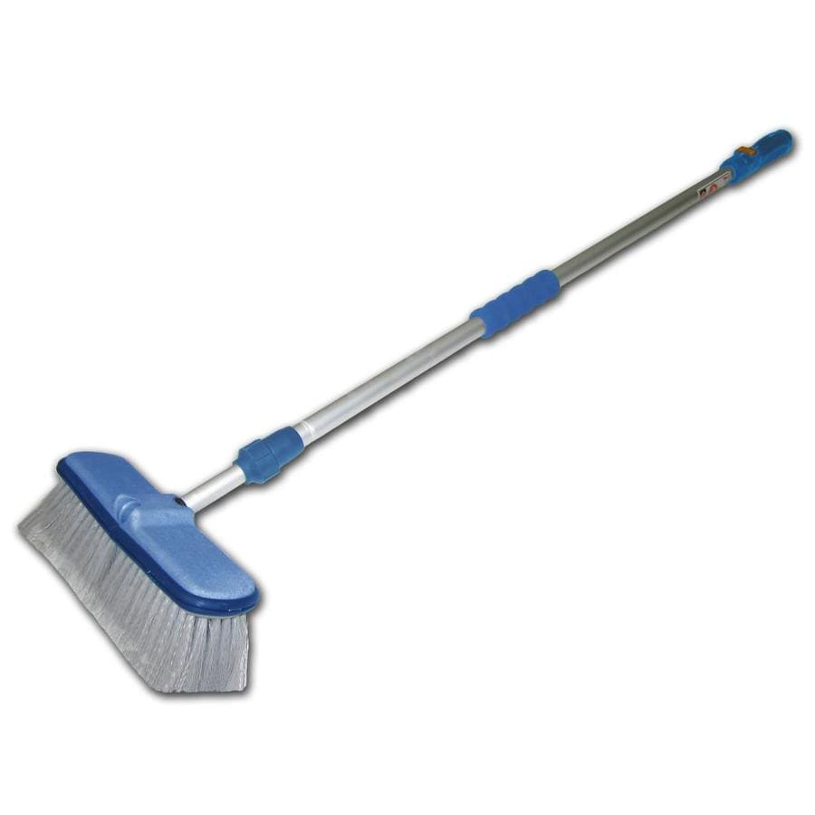 Shop Ettore Poly Fiber Soft General Wash Brush At Lowes Com