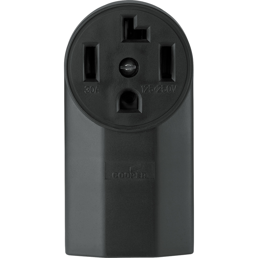Cooper Wiring Devices 30-Amp Dryer Power Outlet