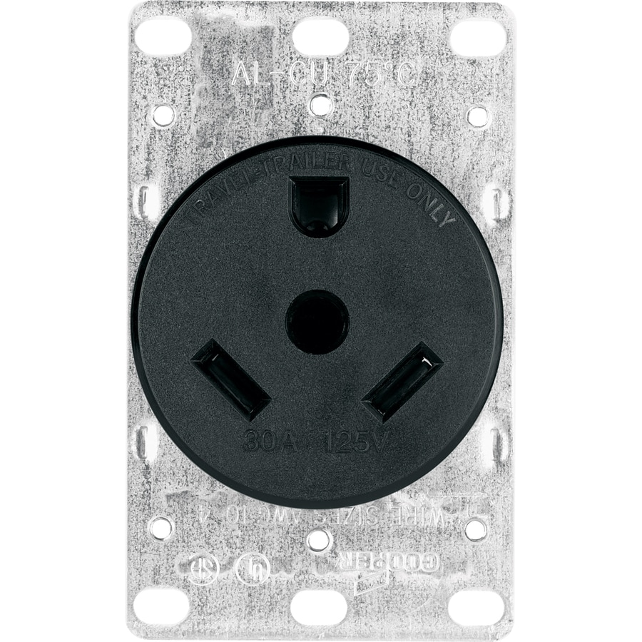 Cooper Wiring Devices 30-Amp Electrical Outlet