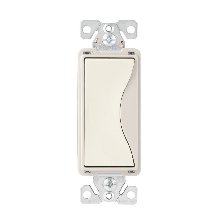 Cooper Wiring Devices 4-Way Desert Sand Light Switch