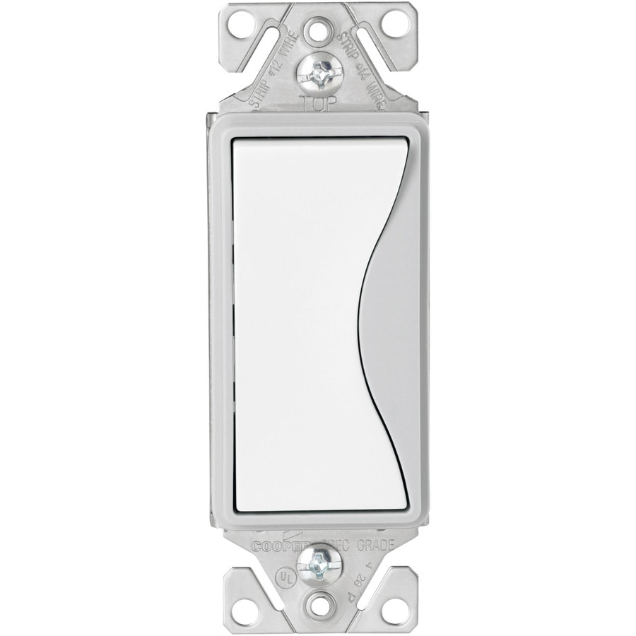 shop cooper wiring devices 15 amp aspire white satin decorator light rh lowes com cooper aspire wiring devices cooper wiring devices aspire dimmer
