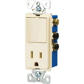 Prime Cooper Wiring Devices Electrical Outlets At Lowes Com Wiring 101 Eumquscobadownsetwise Assnl