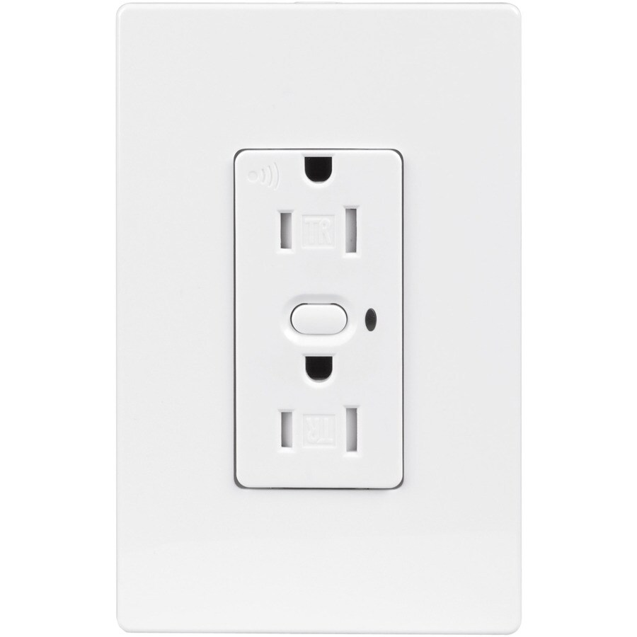 shop cooper wiring devices 15 amp white satin duplex electrical rh lowes com