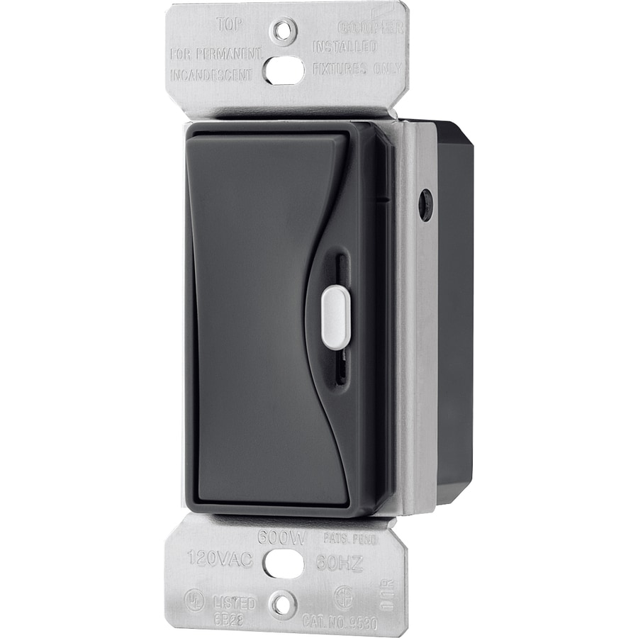 shop cooper wiring devices aspire 3 way slide dimmer at lowes com rh lowes com aspire design system cooper wiring devices cooper wiring devices aspire dimmer