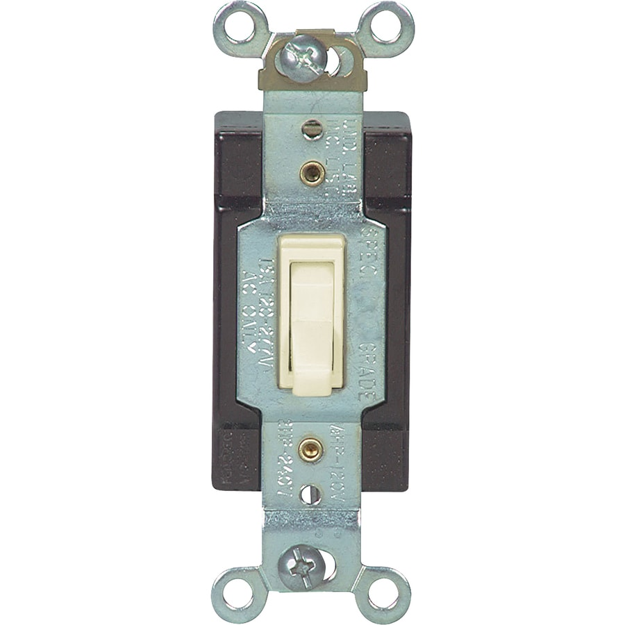 Eaton 4-Way Ivory Light Switch