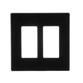 1 Pack Product Dimensions Wallplate Screwless Snap-On Mount 4.6 x 2.75 x 0.05 inches White