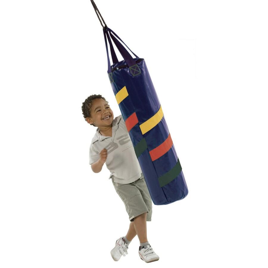 Swing-N-Slide Blue Punching Bag