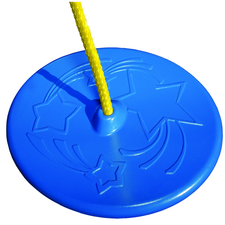 Swing-N-Slide Disc Blue Swing