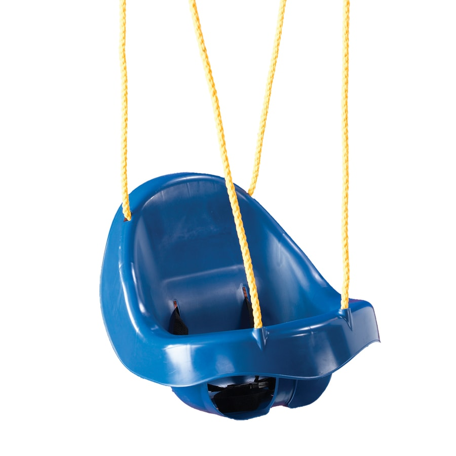 Shop Swing N Slide Child Blue Infant Swing At Lowes Com