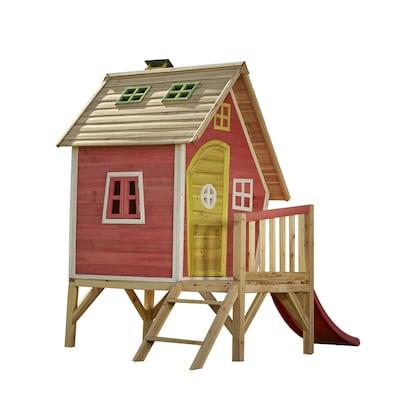 Hide N Slide Playhouse Kit At Lowes