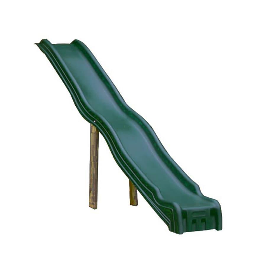 Swing-N-Slide� Giant Cool Wave Slide - Green