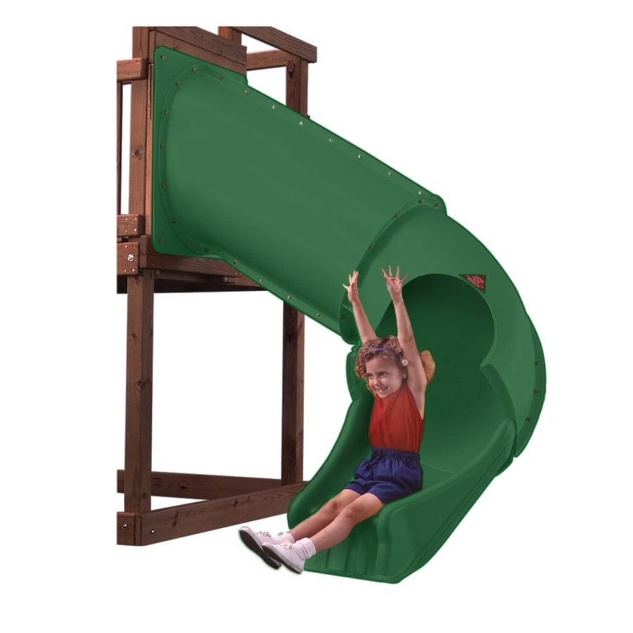 Swing-N-Slide® Twister Tube Slide