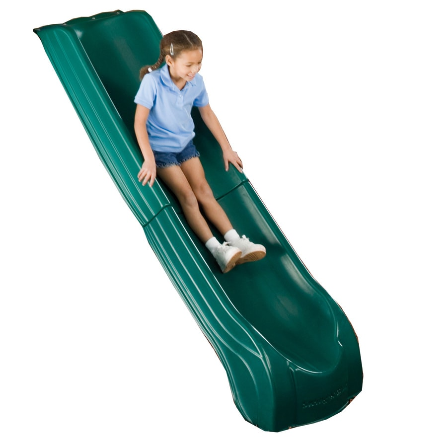 Swing-N-Slide® Summit Slide - Green