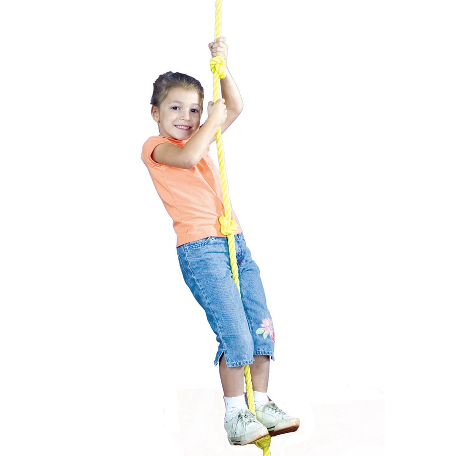 Swing-N-Slide Yellow Rope Ladder