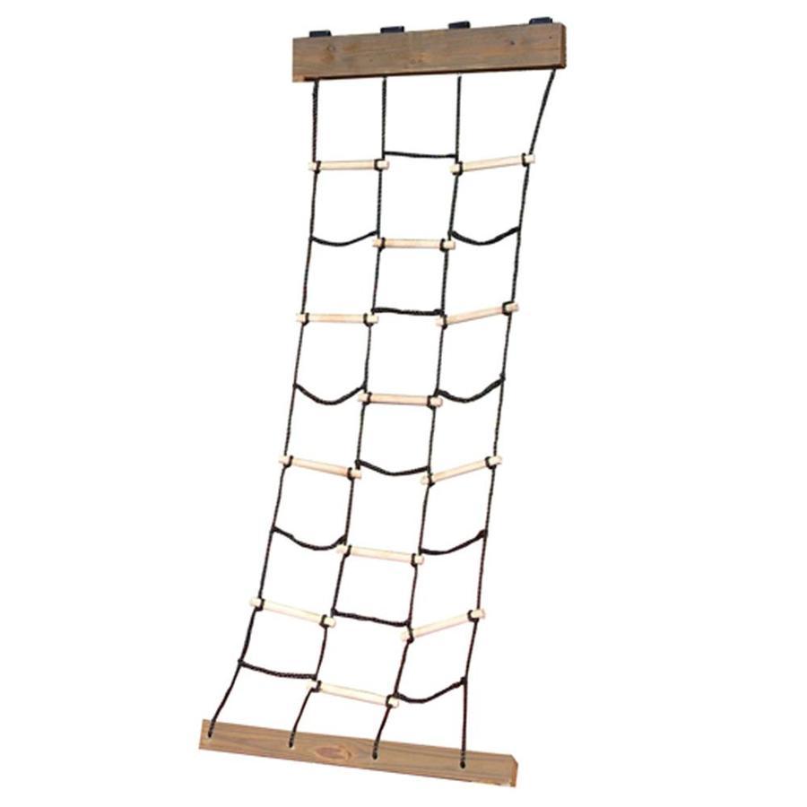 Swing-N-Slide Climbing Cargo Net Kit Multicolor Climbing Wall