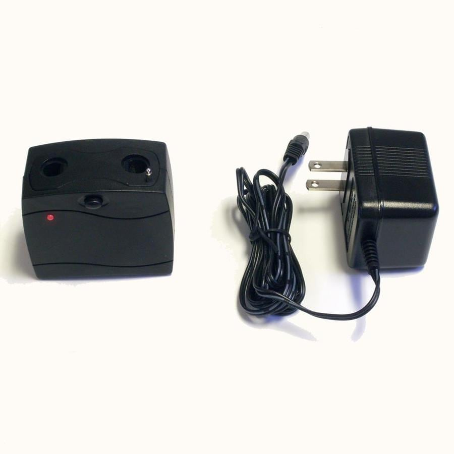 High Tech Pet 0.08-Mile AC Hardwired Electric Fence Charger