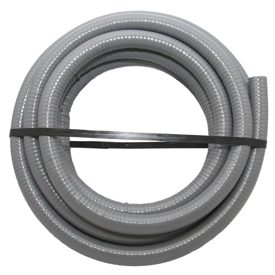 Southwire (Common: 3/4-in; Actual: .75-In) Metallic Liquid-Tight 25-ft Conduit