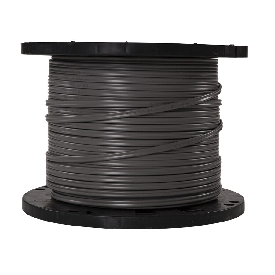 1000-ft 12 AWG - 2 UF Wire (By-the-Roll)
