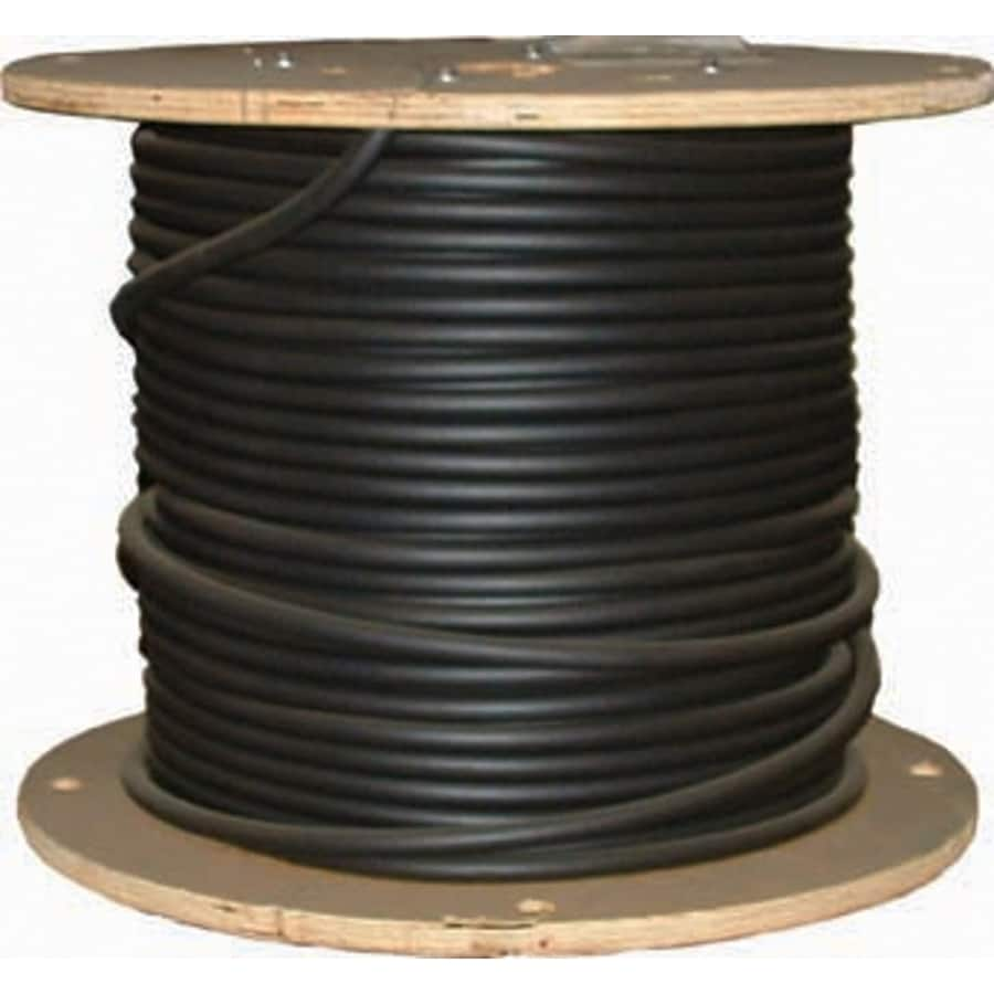 shop xhhw wire by the roll at lowes com rh lowes com 1 AWG Copper Wire 1 AWG Copper Wire