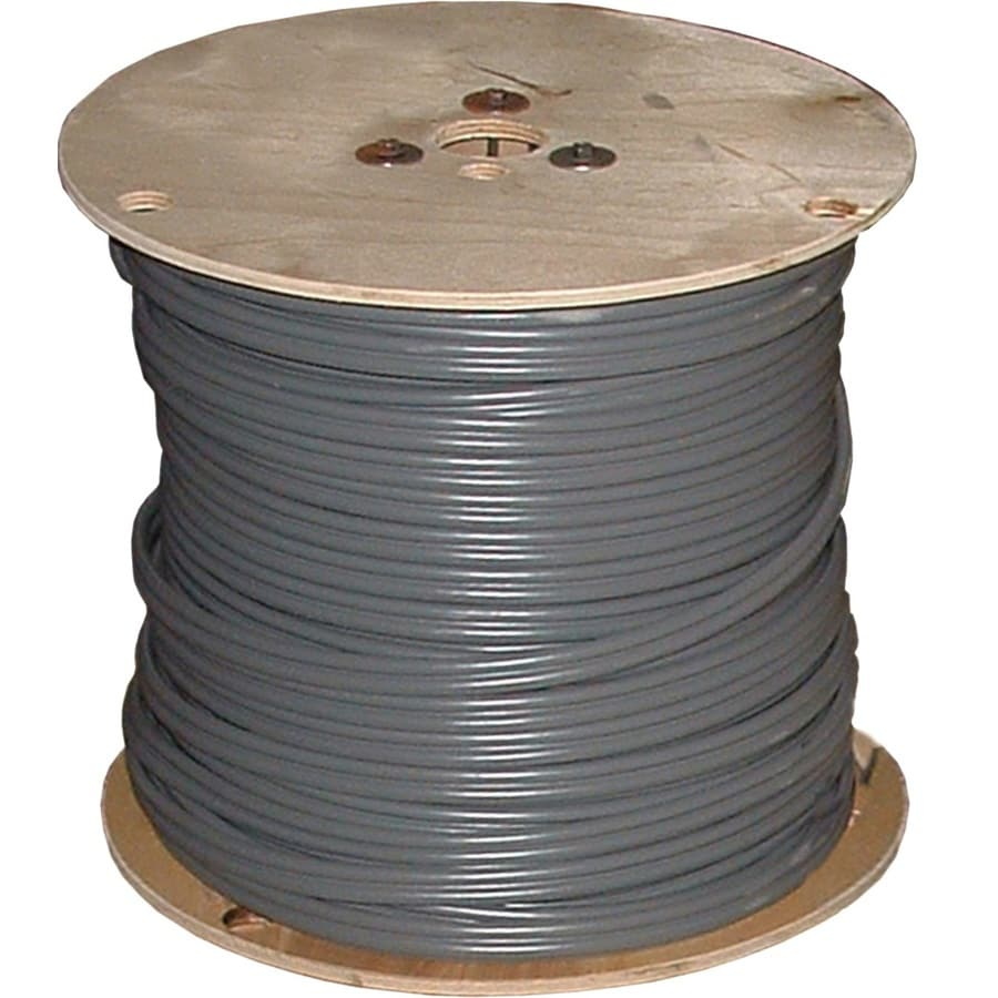 8-8-8-8 Aluminum Ser Service Entrance Cable (By-the-Roll)