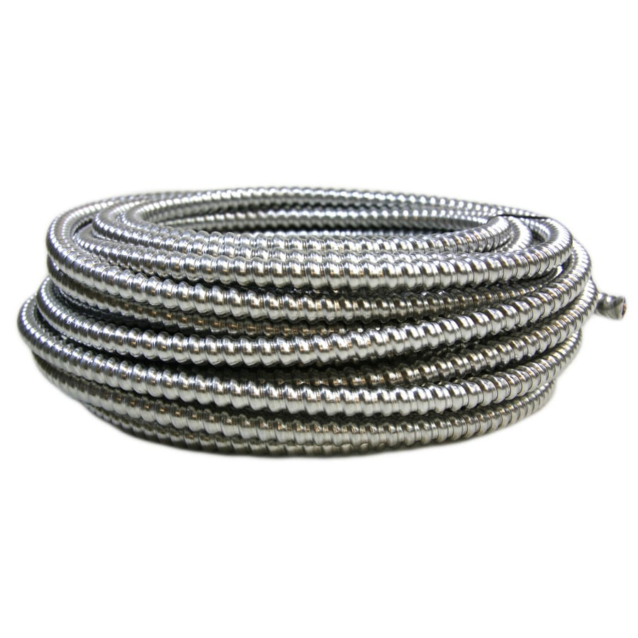Southwire 50-ft 12-2 Stranded Aluminum MC Cable