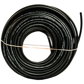 100 Ft Coaxial Cable Lowes Rca Awg Rg6 Black Coax Cable At