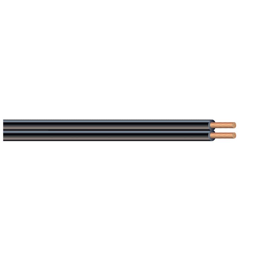 Landscape Lighting Wire Gauge: Shop 16-Gauge 2-Conductor Landscape Lighting Cable (By-the
