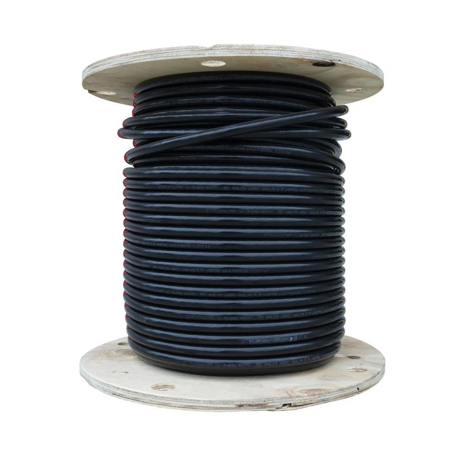 2/0 AWG 1' Stranded THHN Wire