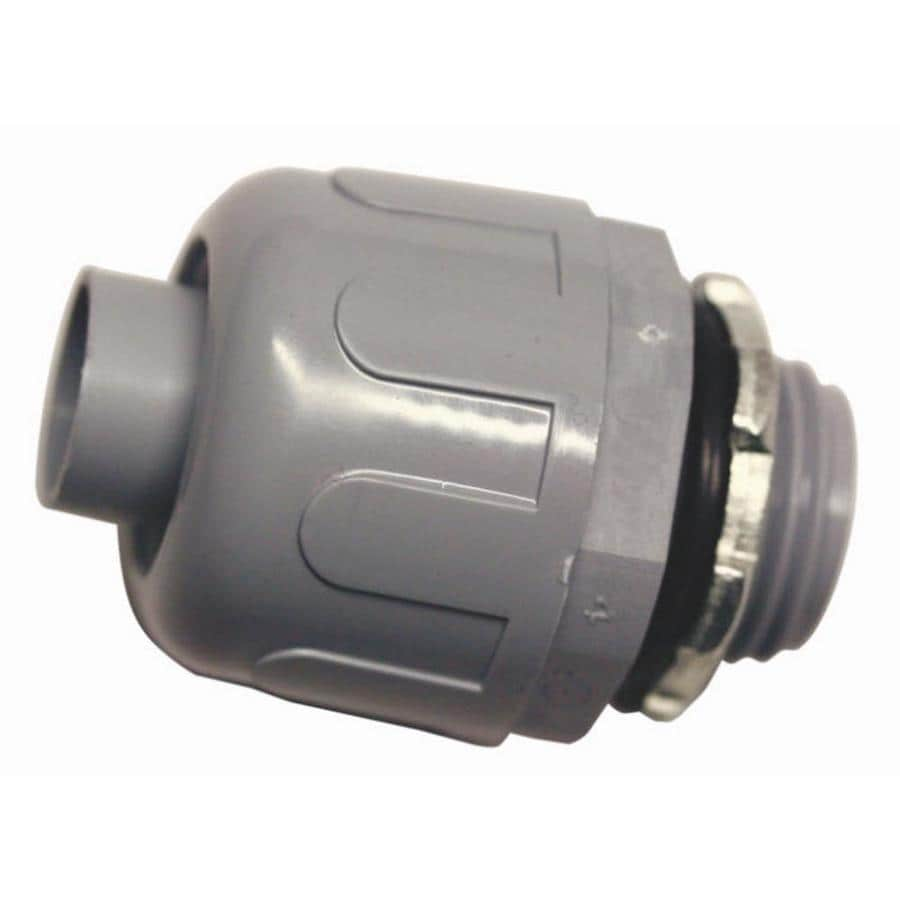 Shop Conduit Fittings At Surface Wiring Southwire 1 2 In Liquid Tight Connector