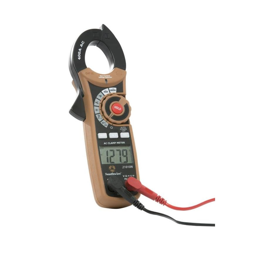 Southwire Digital 600-Volt Clamp Meter