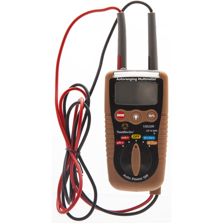 Southwire Digital Multimeter Meter