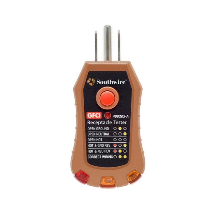 Southwire Analog Voltage Detector Meter