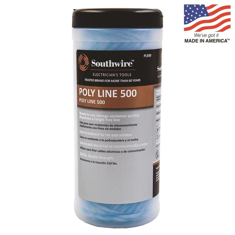 Shop Southwire 500-ft Nylon Polyline at Lowes.com