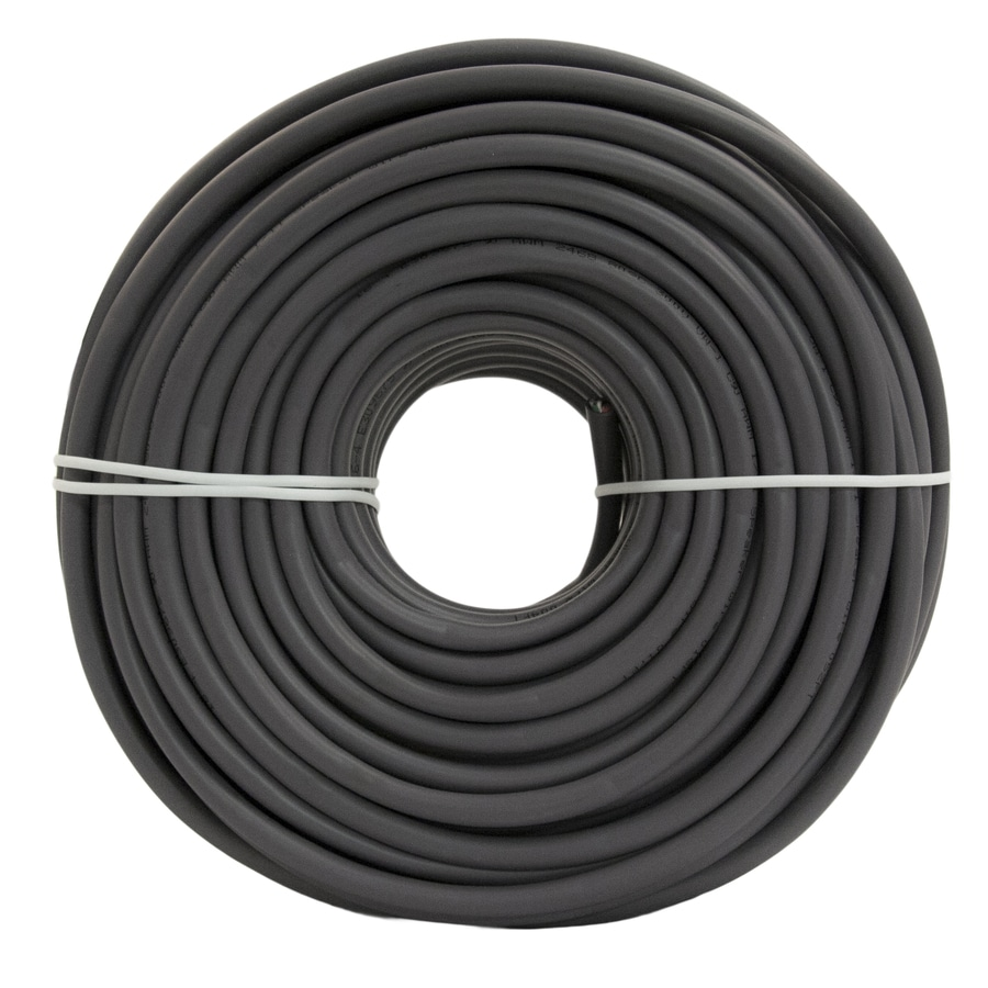 Southwire 100-ft 16-AWG to 4 In-Wall Speaker Wire (By-The-Roll)