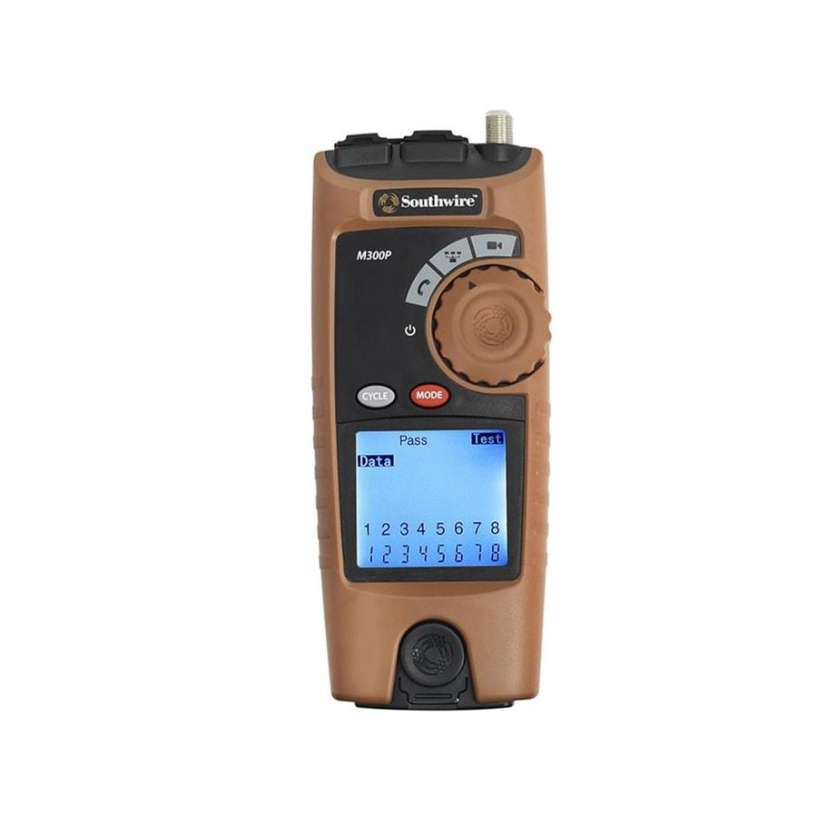 Southwire Electrical Test Kit Lowes Wire Center Circuit Breaker Finder With Gfci Check Analog Voltage Shop Digital Ac Datacomm Tester At Com Rh Meter Kits Power Probe