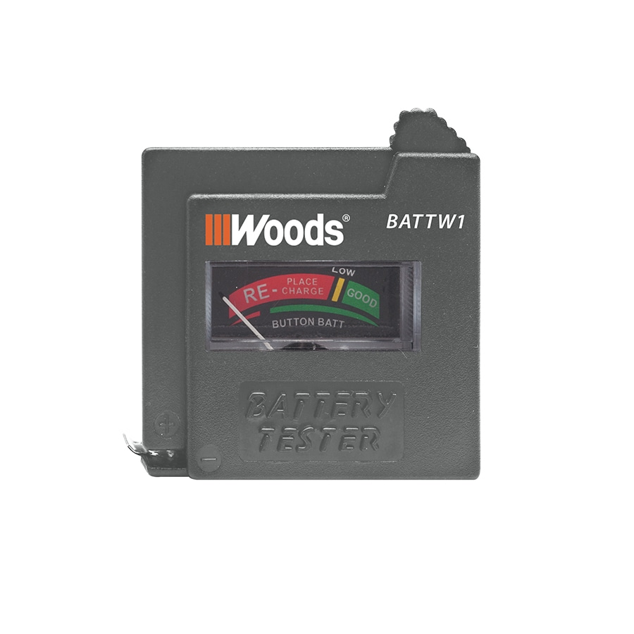 Southwire Analog Battery Tester Meter