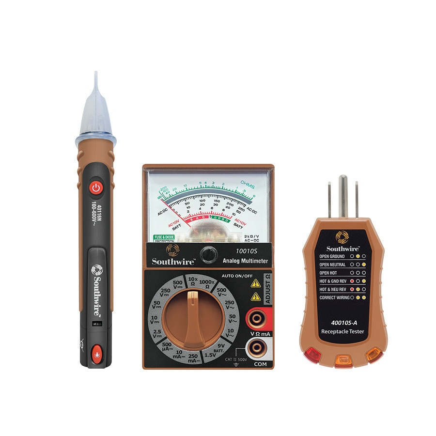 Southwire Analog Test Set Meter