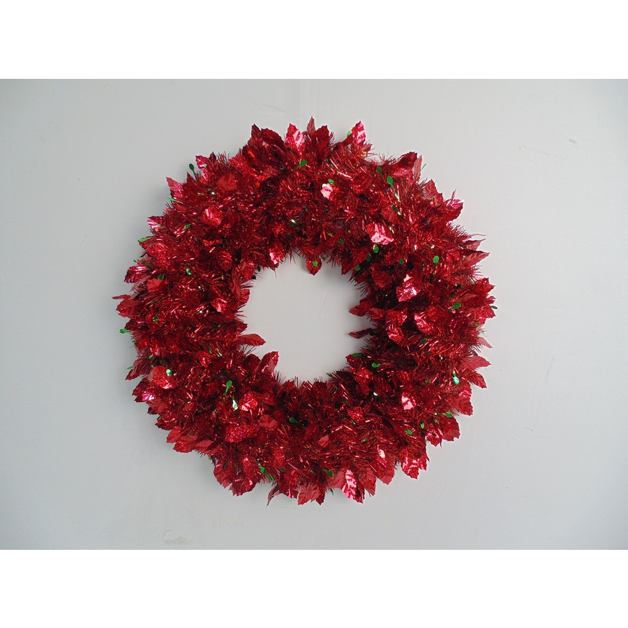 Holiday Living Wreath Hanging