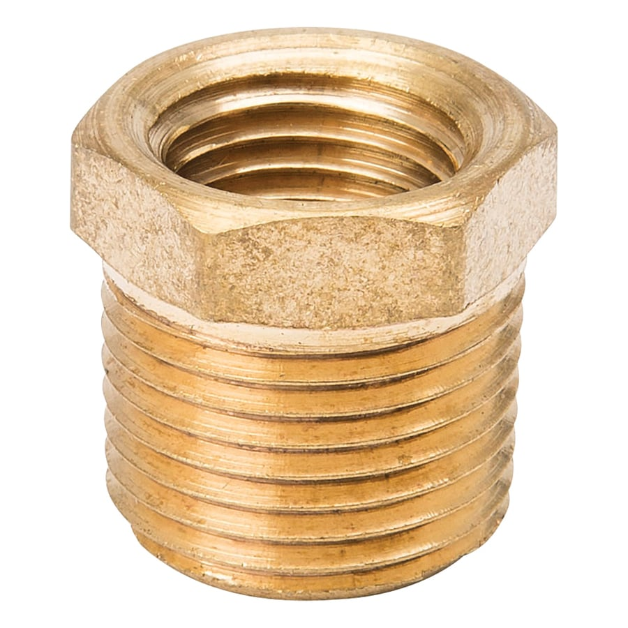 B&K 3/8-in x 1/4-in Threaded Coupling Bushing Fitting