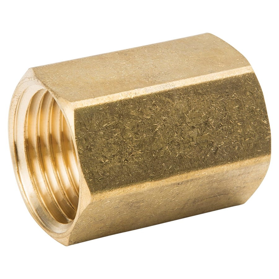 B&K 1/2-in x 1/2-in Threaded Coupling Fitting