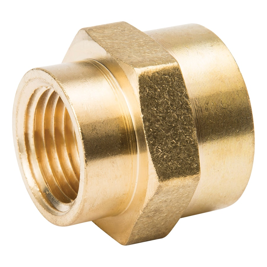 B&K 3/4-in x 1/2-in Threaded Coupling Fitting