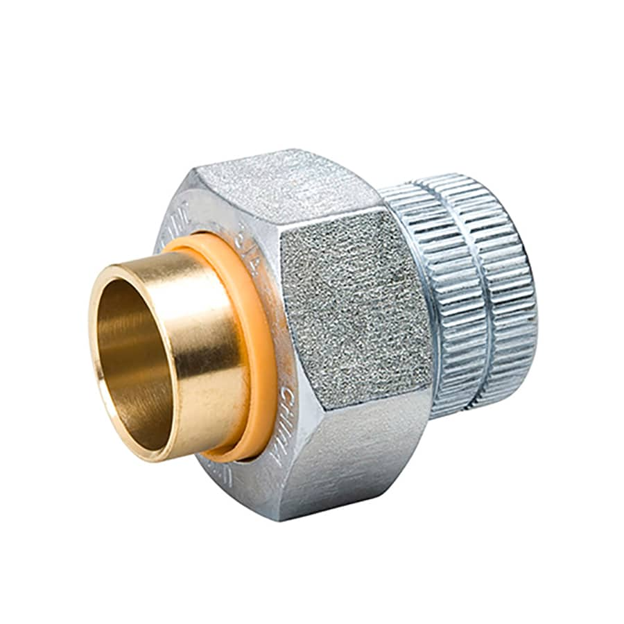 B&K 3/4-in x 3/4-in Threaded Dielectric Union Fitting