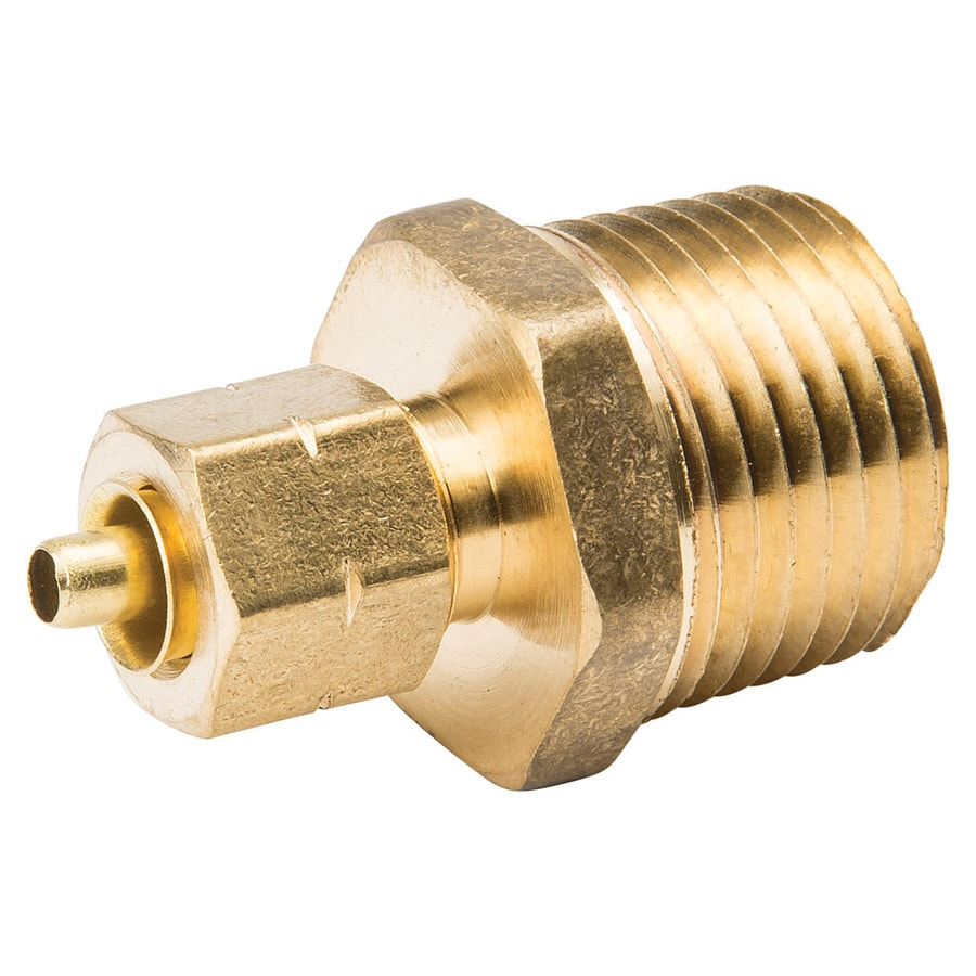 B&K 1/4-in x 1/2-in Compression Coupling Fitting
