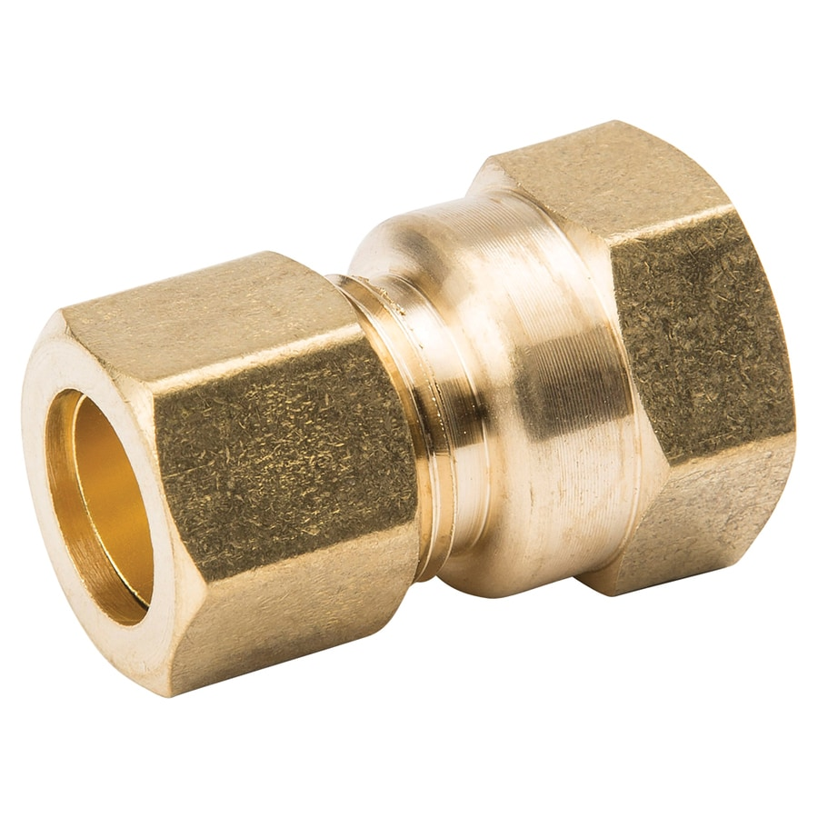 B&K 1/2-in x 1/2-in Compression Compression Coupling Coupling Fitting