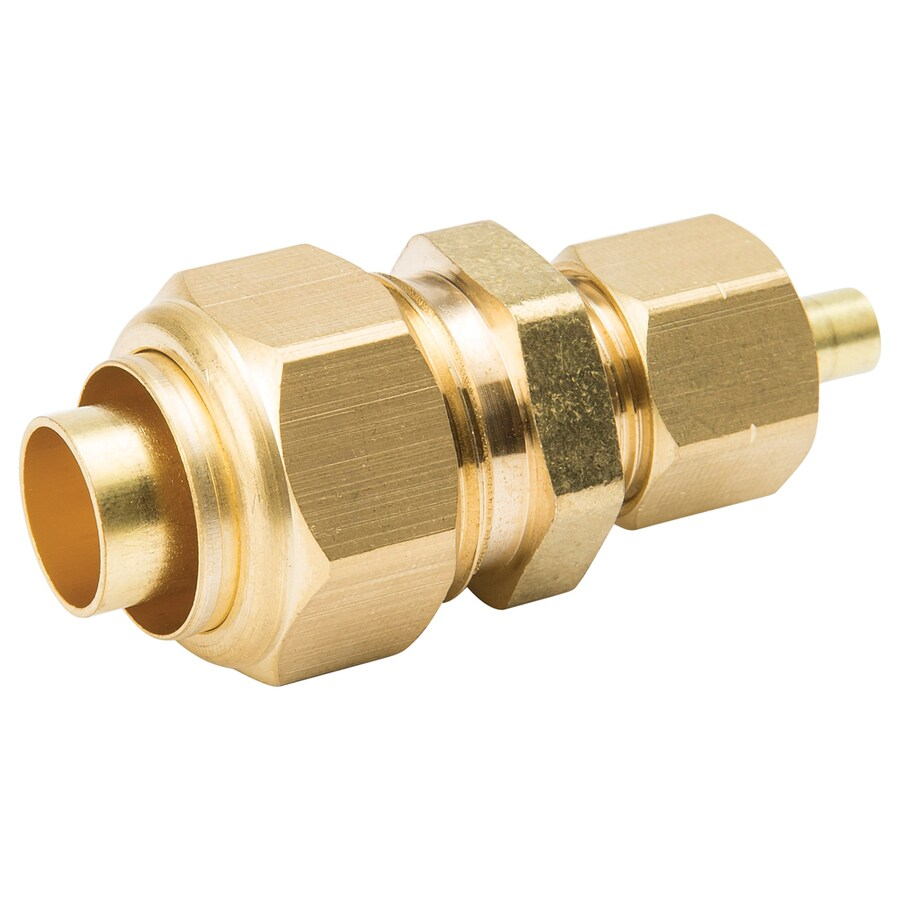 B&K 5/8-in x 3/8-in Compression Reducing Union Fitting
