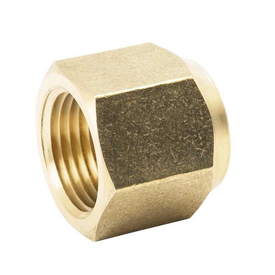 B&K 5/8-in x 5/8-in Threaded Nut Cap Fitting