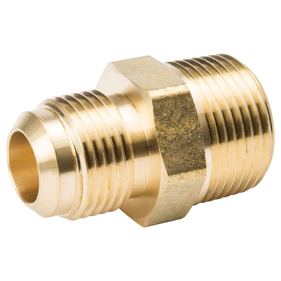 B&K 5/8-in x 3/4-in Threaded Reducing Union Fitting
