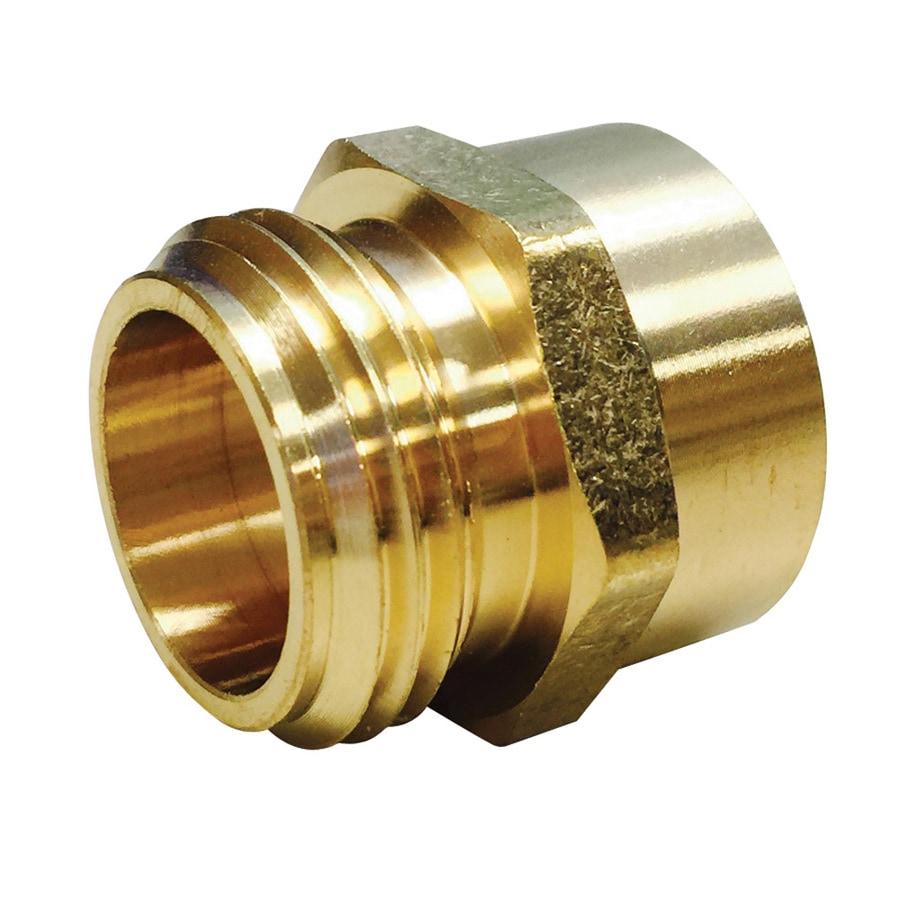 Shop b k in threaded male hose fip adapter
