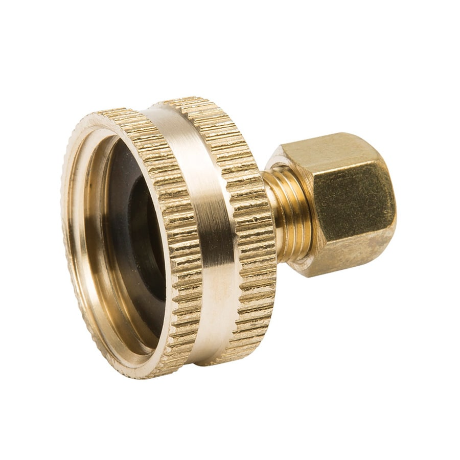 B&K 3/4-in x 1/4-in Threaded Adapter Adapter Fitting